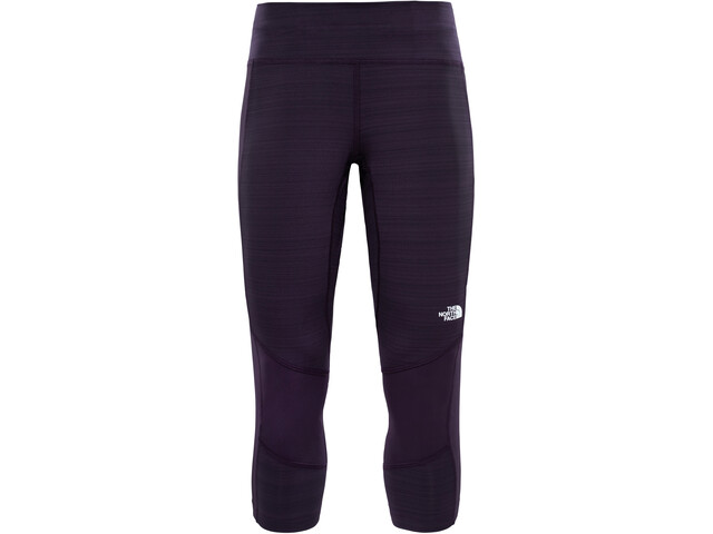 The North Face Mezurashi Tights Dam galaxy purple heather
